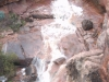 Sedona Waterfall by Dennis Cline