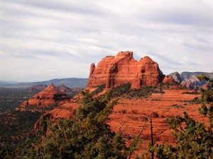 Majestic Red Rocks of Sedona