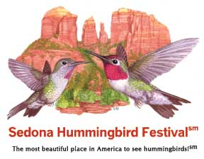 Stay at El Portal Sedona Hotel & Go to the Sedona Hummingbird Festival!