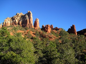 El Portal Sedona Hotel ~ The Majestic Red Rocks of Sedona