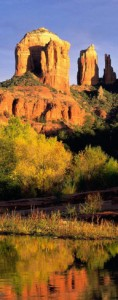 El Portal ~ The Beautiful Fall Colors of Sedona