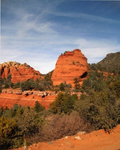 Famous Red Rocks of Sedona