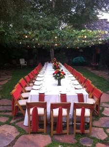 El Portal Sedona Hotel for Your Outdoor Wedding