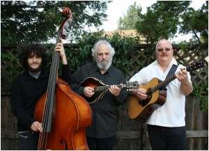 Sedona Bluegrass Festival 2013 & the  David Grisman FolkJazz Trio
