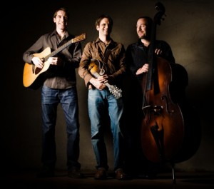 The Matt Flinner Trio at the Sedona Bluegrass Festival