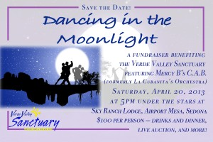 Verde Valley Sanctuary Dancing in the Moonlight