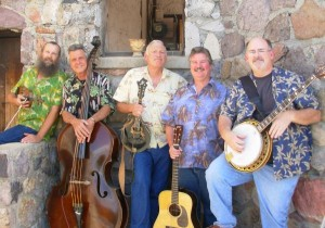 Titan Valley Warheads at the Sedona Bluegrass Festival