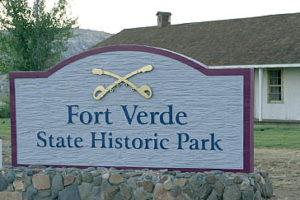 Fort Verde State Historic Park - El Portal Sedona