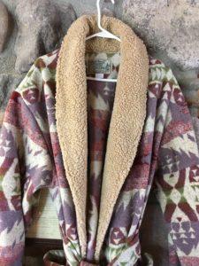 El Portal Sedona Hotel's Amazing Robes