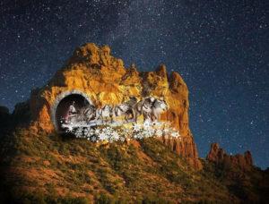 Sedona Northern Lights - El Portal Sedona
