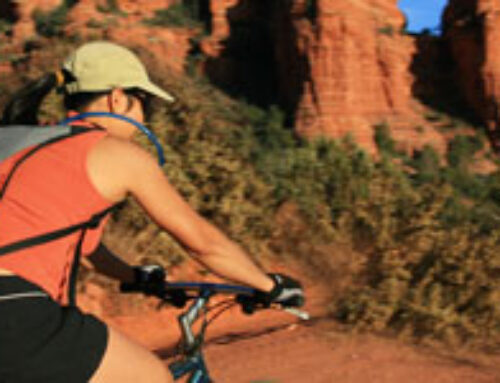 Trending Now – Sedona for Summer Vacation!