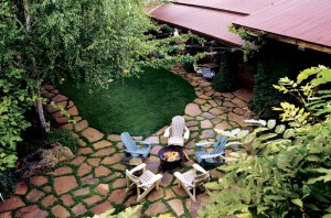 El Portal Sedona's Private Courtyard
