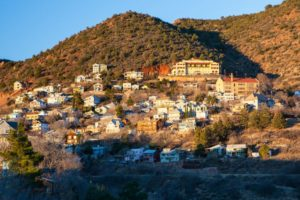 The city of Jerome - Things to Do - El Portal Sedona Hotel