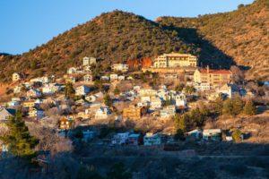 The city of Jerome - Things to Do - El Portal Sedona Hotel