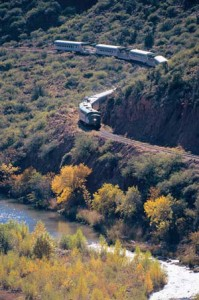 Verde Canyon Rail Road