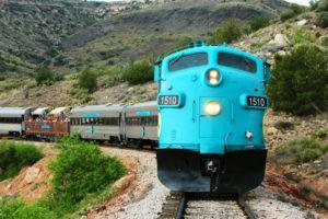 Things to do in Sedona - El Portal Sedona Hotel - Verde Valley Railroad