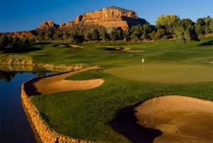 Sedona Golfing