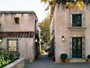 Tlaquepaque Arts & Crafts Village - Sedona Tourism - El Portal Sedona Hotel
