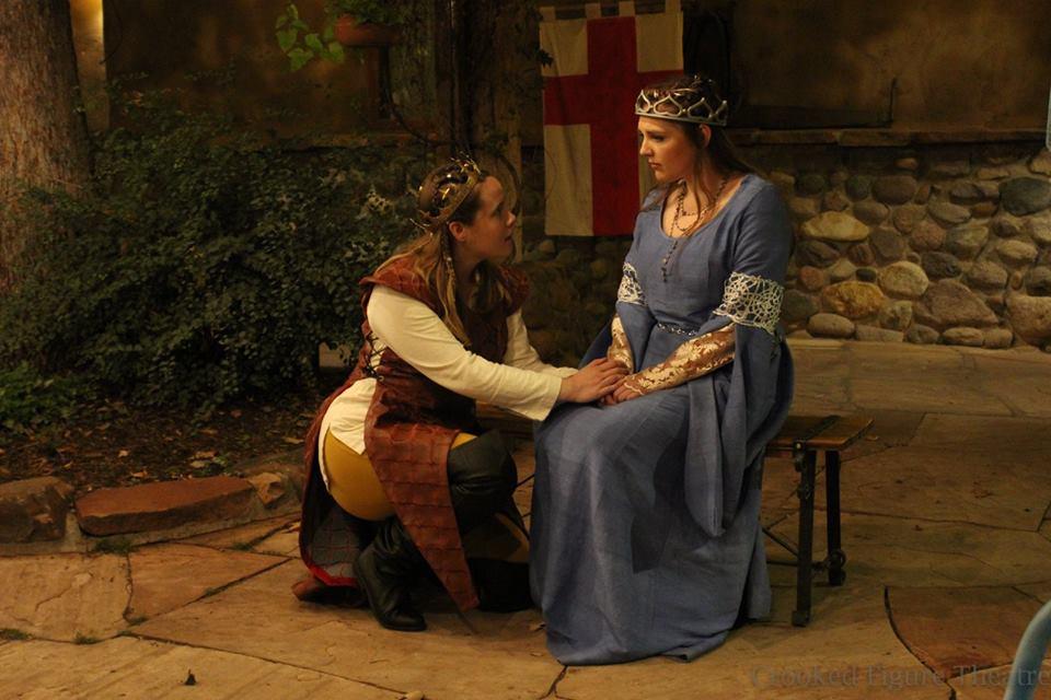 El Portal Sedona Hotel plays host to Crooked Figure Theatre's Henry V