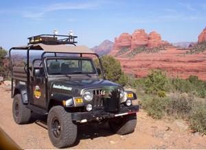 Sedona Jeep Tours