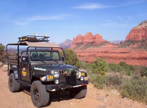 Safari Jeep Tours