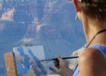 Dawn Sutherland Plein Air Artist