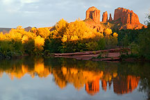 The majesty of the Red Rocks of Sedona