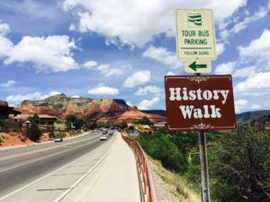 Sedona Walk Through Time