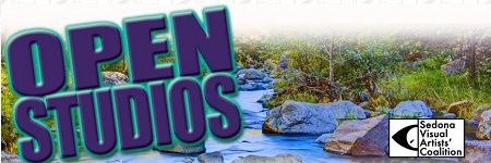 Sedona Open Studios Tour – A Spring Event