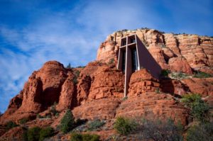 Chapel of the Holy Cross - El Portal Sedona Hotel