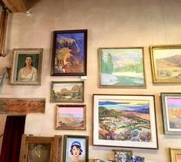 El Portal Sedona Hotel - Paintings