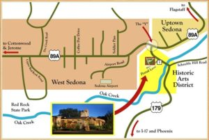 El Portal Sedona Hotel - Ultimate Location