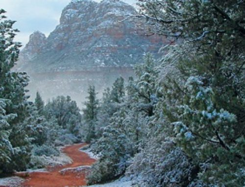 A Sedona Mountain Christmas