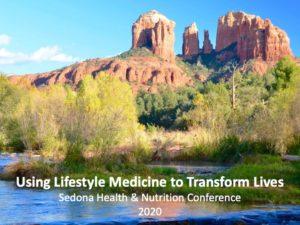 Sedona Health & Nutrition Conference 2020 - El Portal Sedona Hotel