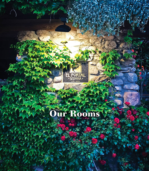 Rooms at Pet Friendly El Portal Sedona Hotel