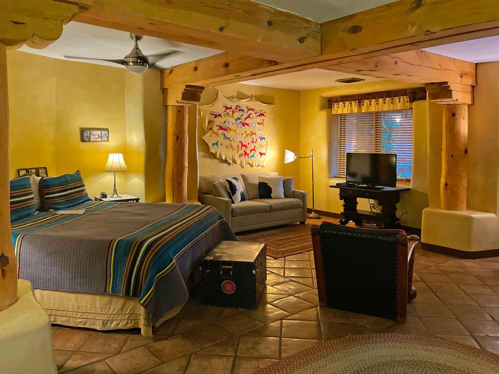El Portal Sedona Hotel Suite 2