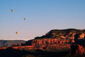 Sedona Hot Air Balloon Rides